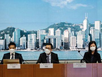 香港第三季GDP-樓市-溫水煮蛙-平民財技-香港財經時報HKBT