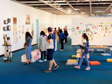 香港視覺藝術教育節2020-免費參加-VR STEAM互動學習專區-親子工作坊-香港財經時報HKBT