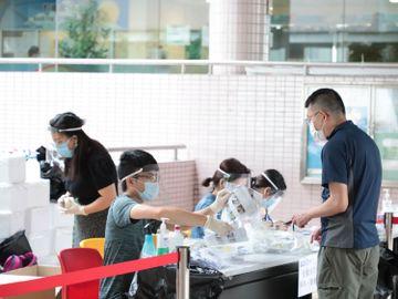 病毒檢測-香港疫情再次反彈-醫管局普通科門診診所-免費檢測-收費檢測-香港財經時報HKBT