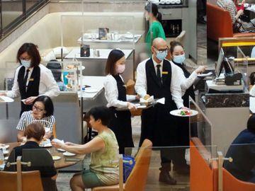 第四輪防疫抗疫基金-林鄭月娥-資助-運輸業-飲食業-美容業-娛樂業-零售業-香港財經時報HKBT