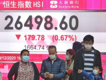 美債息-美聯儲-美股下跌-港股放緩-張智威-談股論市香港財經時報HKBT