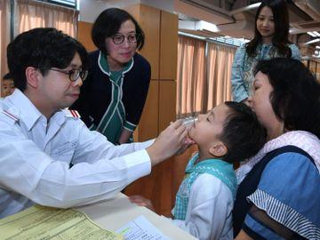 流感疫苗-疫苗資助計劃-減活噴鼻式流感疫苗-私家醫生-免費接種-香港財經時報HKBT