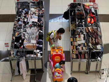 觸摸恐懼症-日本-新冠肺炎-疫情-觸摸-超市-高危位-香港財經時報HKBT