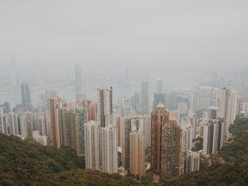 山頂-新地王-低息環境-香港樓市-香港財經時報HKBT