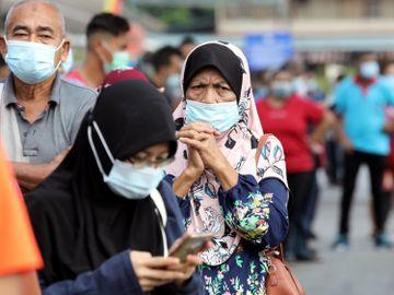 馬來西亞-變種病毒-英國-南非-新病毒株-A701V-新冠病毒-新冠肺炎