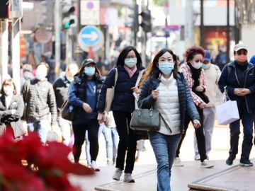 除夕氣溫-2021年元旦-天氣嚴寒-大帽山-流浮山-打鼓嶺-氣溫-3度-香港財經時報HKBT