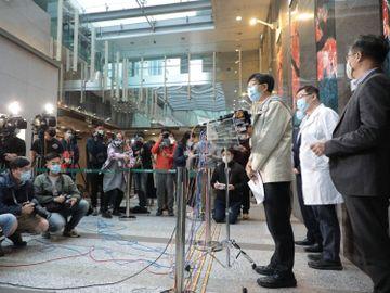 香港疫情-瑪嘉烈醫院--袁國勇-確診-空氣傳染-將軍澳至藍田隧道-強制檢測-香港財經時報HKBT