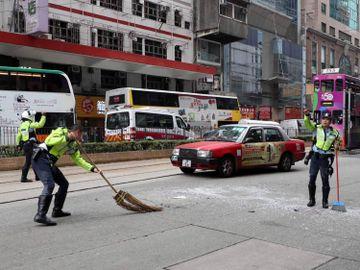公務員-政府職位空缺-招聘-交通督導員-警務處-香港警察-香港財經時報HKBT