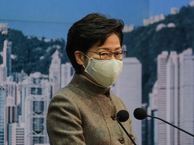 葉劉-中央-禁止-港人-雙重國籍-林鄭-行政會議-香港財經時報HKBT
