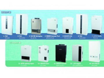 消委會20款煤氣熱水爐測試!售價4,400元與9,100元型號整體表現相同