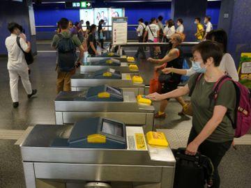 港鐵-車票二維碼-一掃入閘-車費8折-登記-使用方法-香港財經時報HKBT