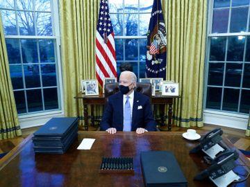 拜登-美國總統-特朗普政策-中國-伊朗-制裁-蓬佩奧