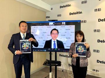 德勤2021科技預測-XR頭盔-銷量-視像遙距會診-香港財經時報HKBT