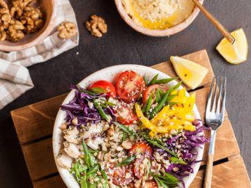 2021年度十佳飲食推介-地中海式食譜-患糖尿病-長者-香港財經時報HKBT