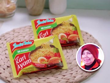 營多撈麵-印尼-Indomie-營多麵-NunukNuraini-過世-印尼炒麵