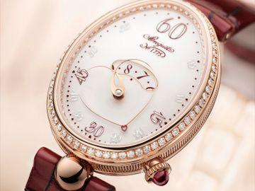 情人節禮物2021-寶璣女鑽新錶-心形指針-全球限量發行-香港財經時報HKBT