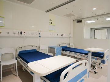 疫情-政府醫院-私家醫院-制度-分別-確診-探病時間-香港財經時報HKBT