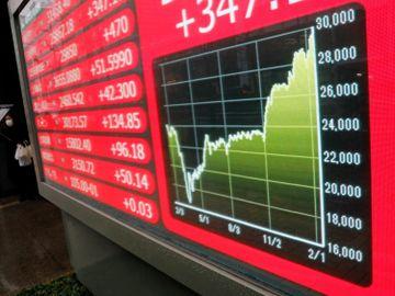 港交所-北水-美股科技股沽壓-美國債息偏高-香港財經時報HKBT