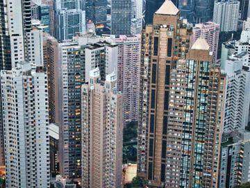 香港樓市-香港樓價-新冠疫情-二手私人住宅-香港財經時報HKBT