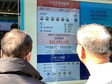 六合彩-六合彩頭獎-歷年過億獎金-熱門中獎號碼-投注教學-香港財經時報HKBT