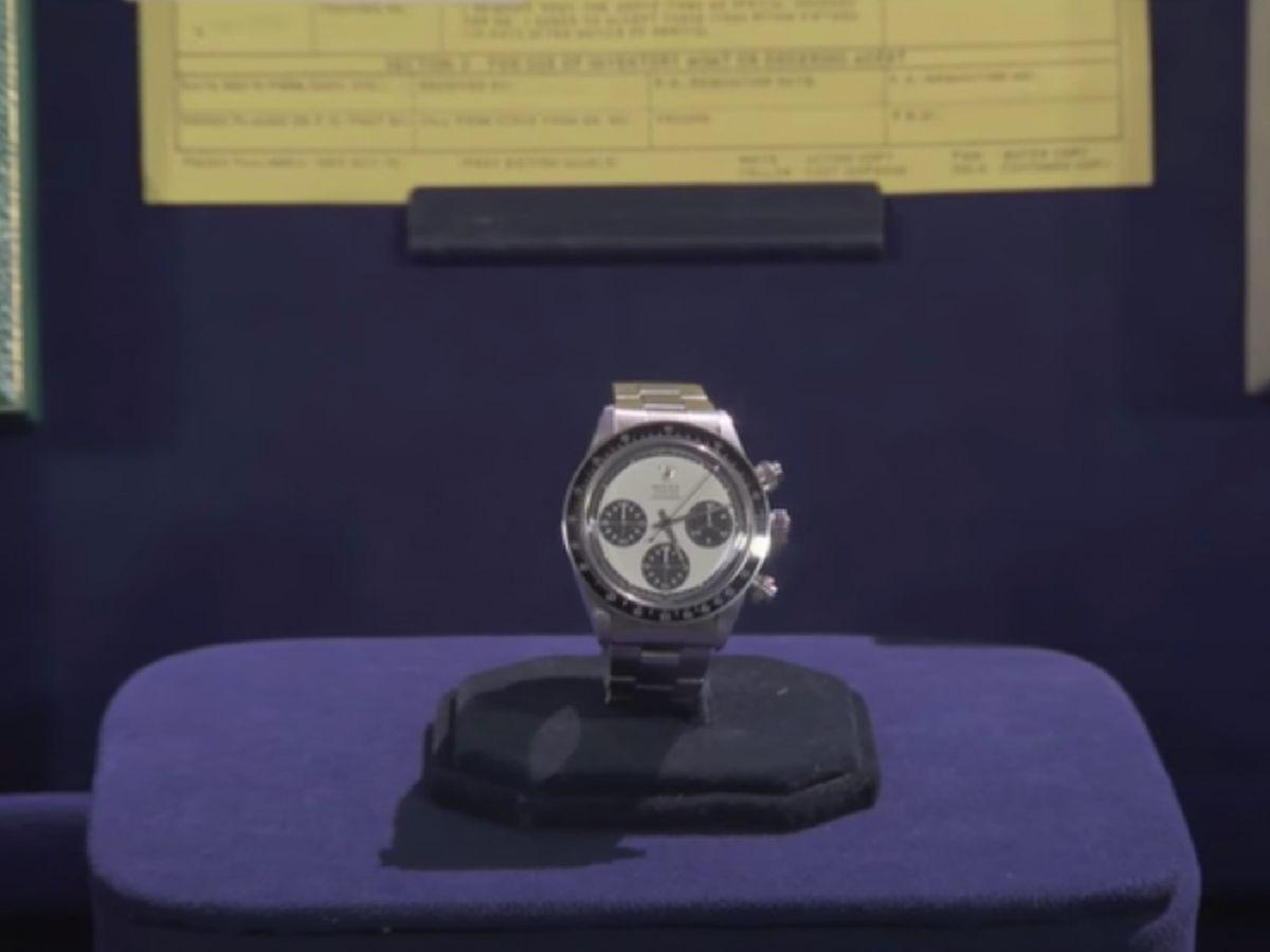 美國軍人以346美元買Rolex|46年只放保險箱|專家:至少值50萬美元