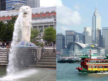旅遊氣泡-香港與新加坡航空旅遊氣泡-回港易計劃-港人須打齊兩針疫苗-新加坡旅客豁免打針