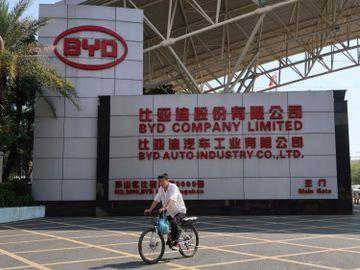 港股分析-比亞迪股價-比亞迪半導體-深交所創業板上市-龔成-香港財經時報HKBT