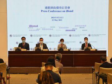 iBond2021-iBond認購-iBond派息-iBond回報-抽iBond十個必知-銀行及券商優惠-通脹掛鈎債券-香港財經時報-HKBT
