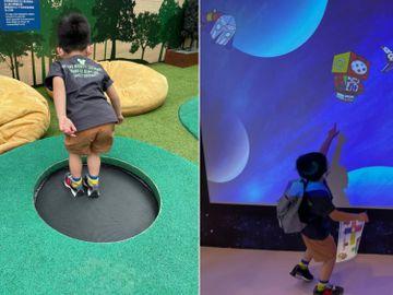 親子好去處-沙田新城市廣場-免費-跳彈床-親子設施-故事書-香港財經時報HKBT