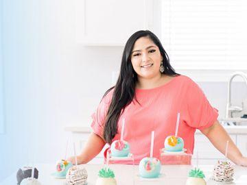 主婦網上教整焦糖蘋果 勁賺98.2萬元 5個必學網上創業技巧