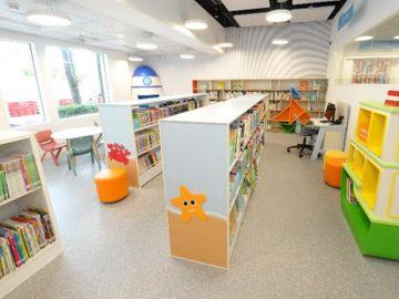 親子閱讀|沙頭角公共圖書館5.28遷新址!新館兒童圖書館大窗吸天然光