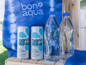 Bonaqua啟動品牌重塑-推本港製造無招紙礦物質水-可持續發展