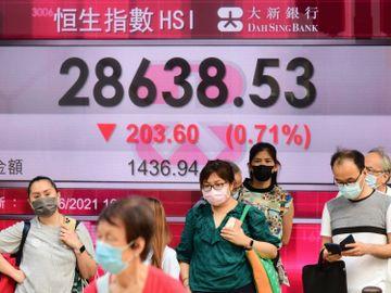 藍籌股2021-恒生指數成份股派息模式解碼-32隻股票一年派兩次息-博財息兼收必睇-香港財經時報-HKBT