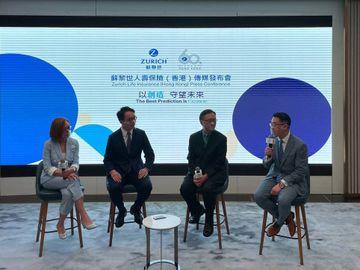 蘇黎世香港獲批人壽保險牌照 推新一代投連險及「瑞安心」計劃 歐睿暉:看好壽險市場前景