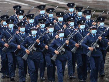 紀常會-紀律部隊-加人工-員佐級警員-起薪點-頂薪點-香港財經時報HKBT