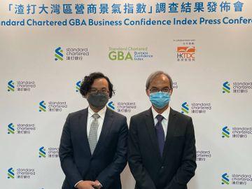 渣打調查-粵港澳大灣區營商信心進一步改善-香港財經時報-HKBT