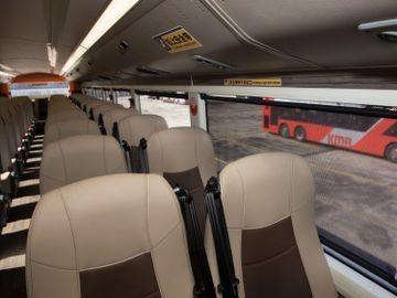 九巴-豪華巴士-新型長途巴士-P960-P968-窗簾-免費Wi-Fi-不設企位-路線資料