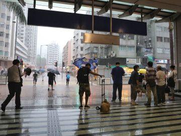 天文台終發黑色暴雨警告信號, 工作時間發黑雨可否提早收工, 勞工處僱傭條, 香港財經時報