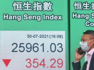 藍籌股業績期2021-港股7月無翻身-創35年來表現最差7月-數據統計8月更慘-炒藍籌股業績期有新部署