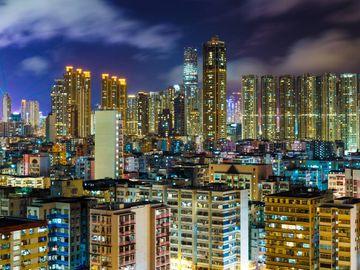 香港樓市, 香港樓價, 市區半新樓, 香港財經時報HKBT