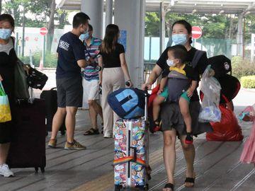 來港易計劃懶人包, 廣東省和澳門非香港居民, 毋須打針, 豁免14天強制檢疫, HKBT, 香港財經時報