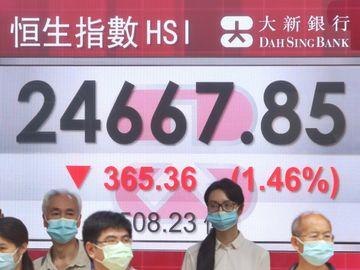 藍籌股, 恒生指數, 恒指成份股, 中國銀行, 小米, 百威亞太, 萬洲國際, 高息, HKBT, 香港財經時報