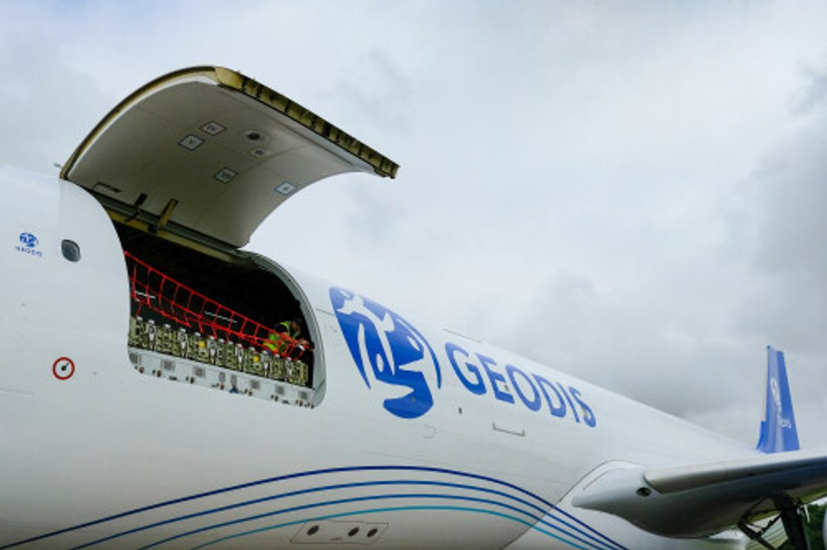 GEODIS喬達透過新航線擴展歐洲與亞洲之間的AirDirect服務