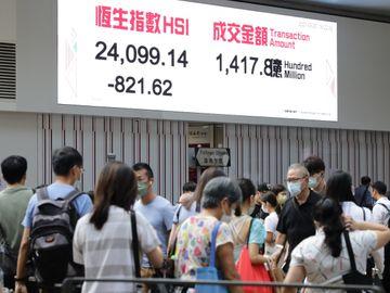 績優藍籌股創科候低吸-薦攻守新策略恒生指數支持位移至23600點-香港財經時報-HKBT