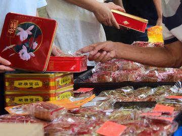 月餅盒回收2021, 捐月餅罐, 奇華, 現金券, 月餅捐贈, 回收活動, 香港財經時報HKBT
