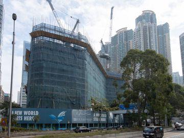 新世界, 長沙灣甲廈12億賣出, 荔枝角道888號, 平均呎價創新高, HKBT, 香港財經時報