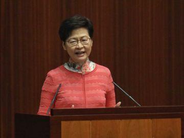 施政報告2021, 特首林鄭月娥, 強積金對沖, MPF, 年金, HKBT, 香港財經時報