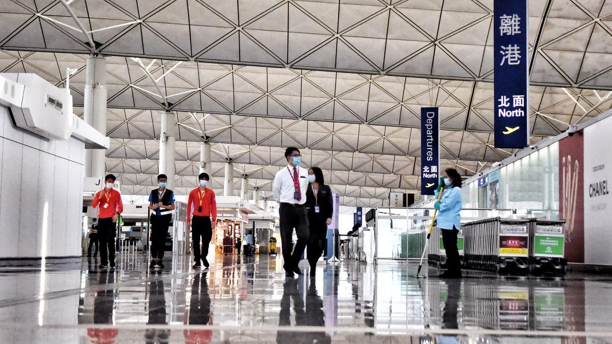 政府職位空缺2021, 民航處, 見習航空交通管制主任, 毋須大學畢業, 須符合體格要求, HKBT, 香港財經時報