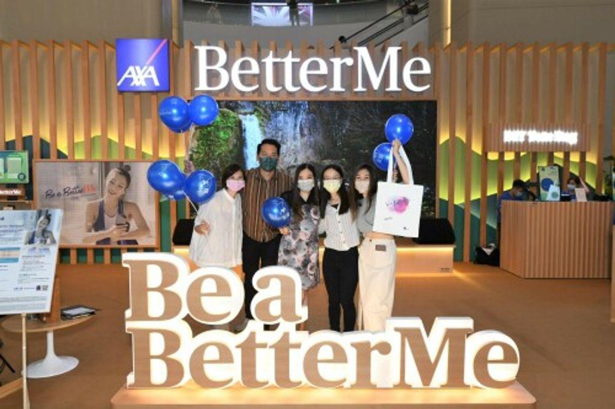 AXA BetterMe Weekend完滿舉行