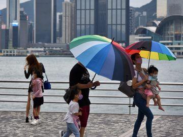天文台, 圓規, 惡劣天氣, 港股, 港交所, 重陽, 停市, HKBT, 香港財經時報